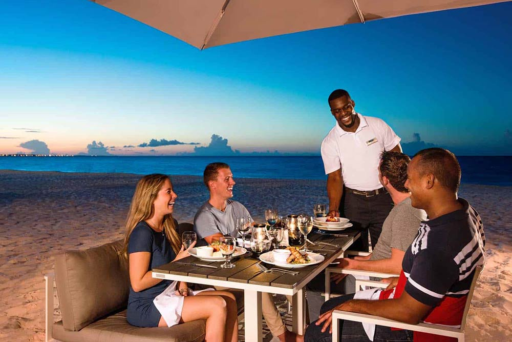 Restaurants and Bars Turks and Caicos