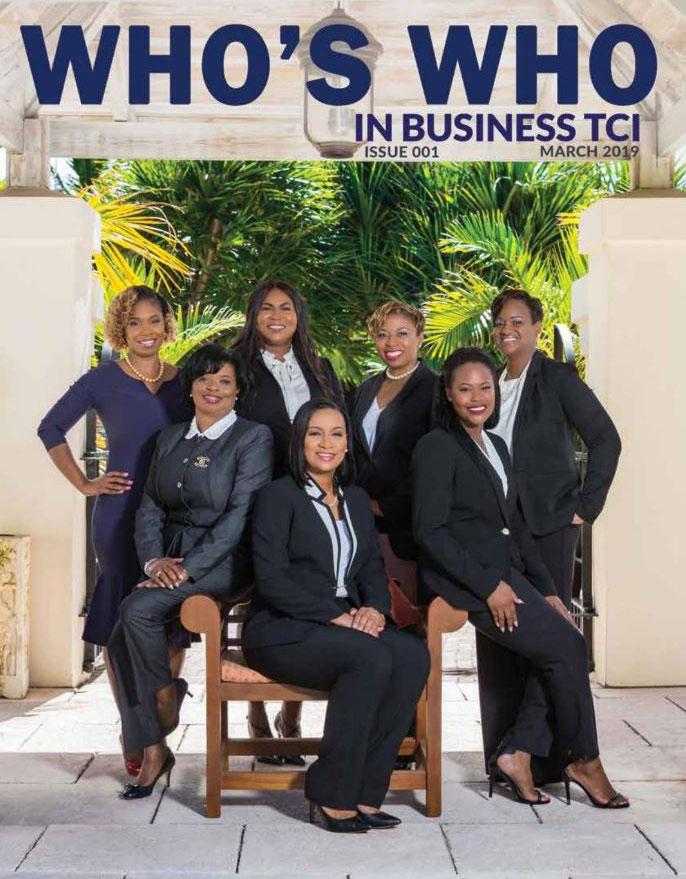 Who Is Who TCI Business Mgazine